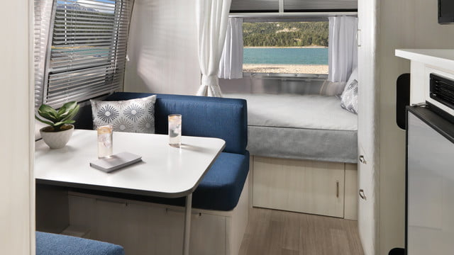 airstream 2020 bambi and caravel are more camping than glamping my20 gallery interior 5