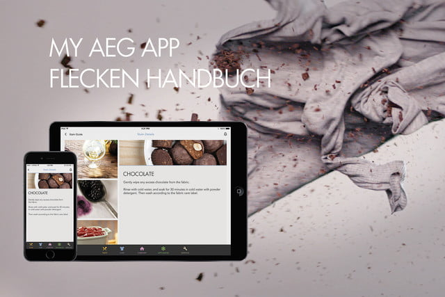 electrolux ifa appliance news myaeg app stain guide d