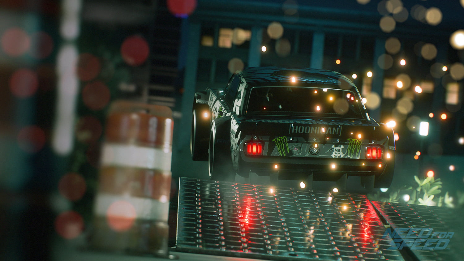 Need for speed 2015 review digital trends need for speed the open world map of ventura bay exists in a perpetual state of raining or just finished raining both to encourage drifting and to show gumiabroncs Images