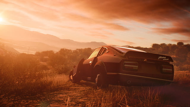 Need for Speed Payback review sunset