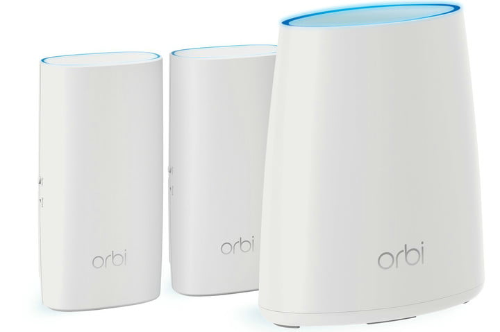 amazon shrinks prices on netgear dual band and tri wi fi routers for today orbi wall plug whole home mesh wifi system  router