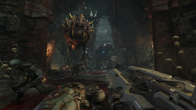 doom reboot hits retail in may new cacodemon plus 1437679979