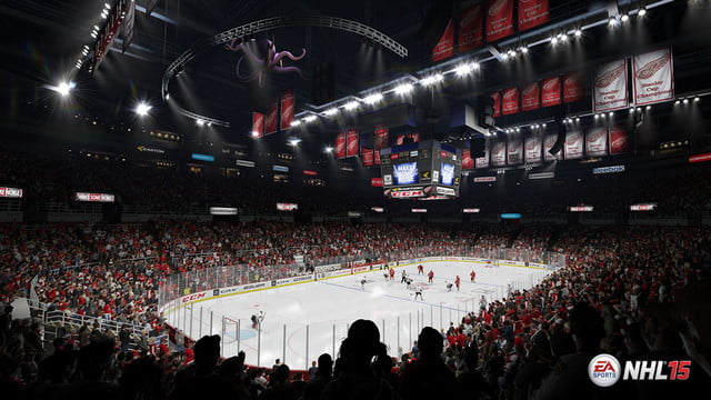 NHL 15 screenshot 8