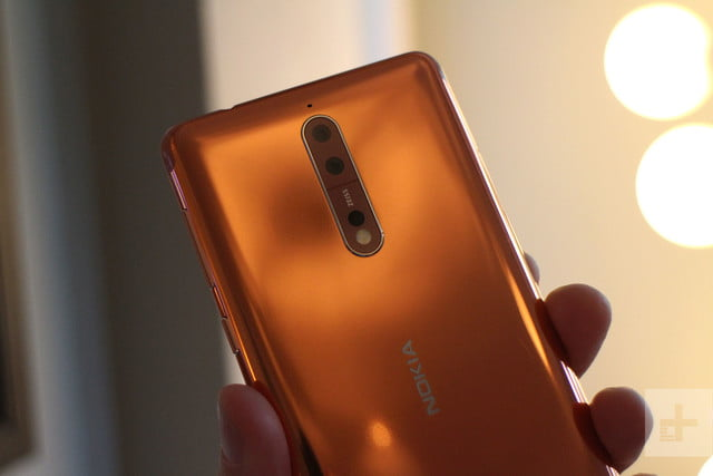Nokia 8 hands on review