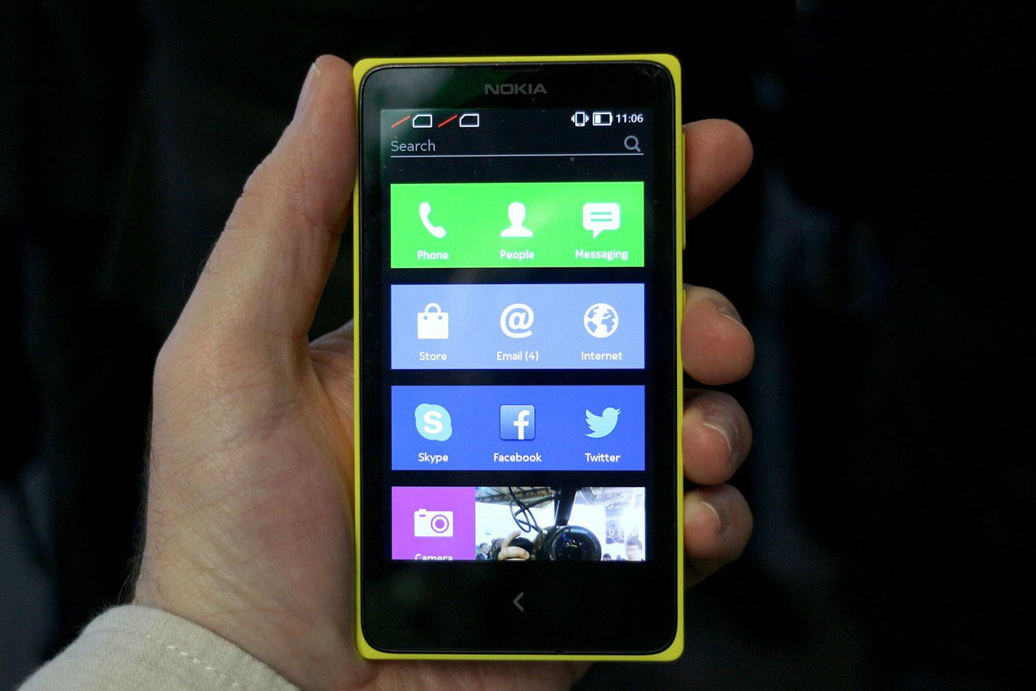 Nokia X hands on: Nokia evicts Google from Android, so Microsoft can
