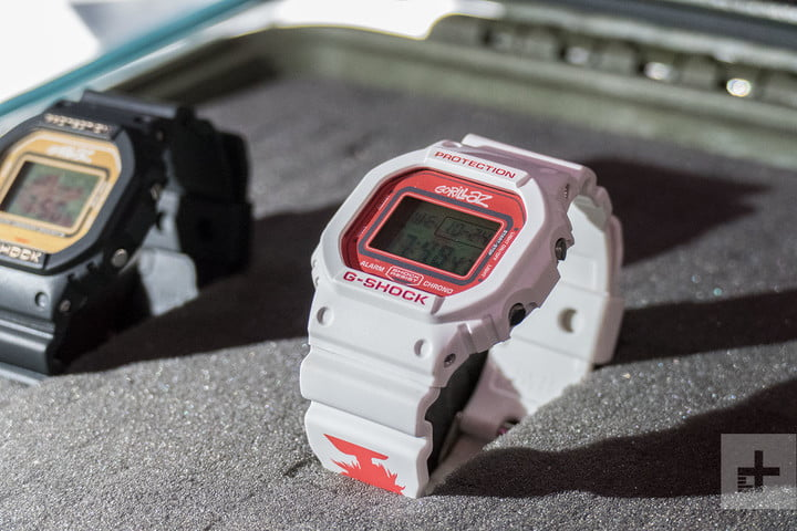 Casio G Shock Gorillaz Collab