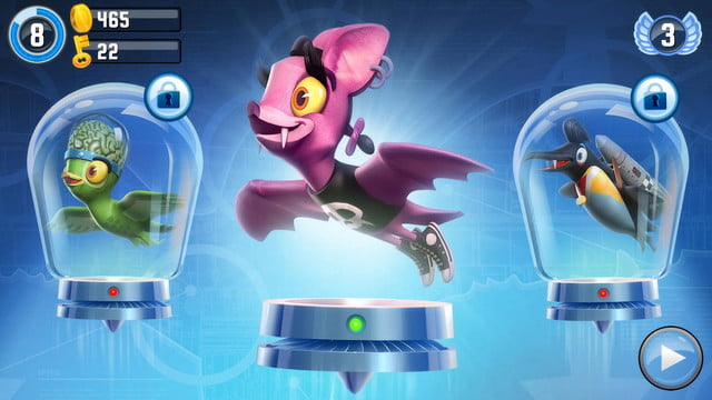 5 iphone games you need to play this week oddwings escape screen4