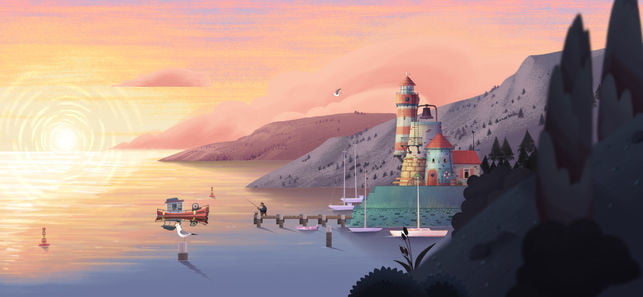 best iphone games old mans journey ios 2