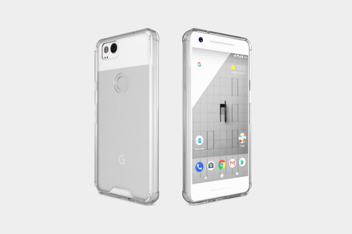 olixar best pixel 2 cases