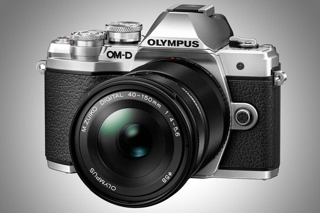 Olympus OM-D E-M10 Mark III mirrorless camera