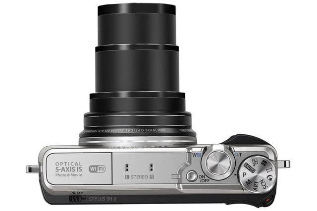 olympus stylus sh 2 compact camera retains 5 axis stabilization adds new night modes sh2 12