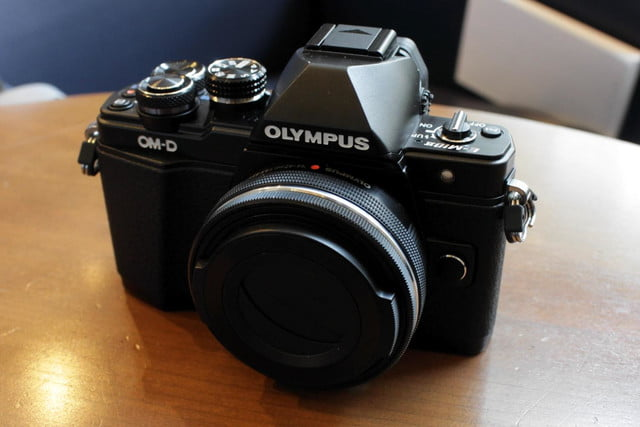 olympus gives entry level om d e m10 mirrorless camera big upgrades e10mkii 20