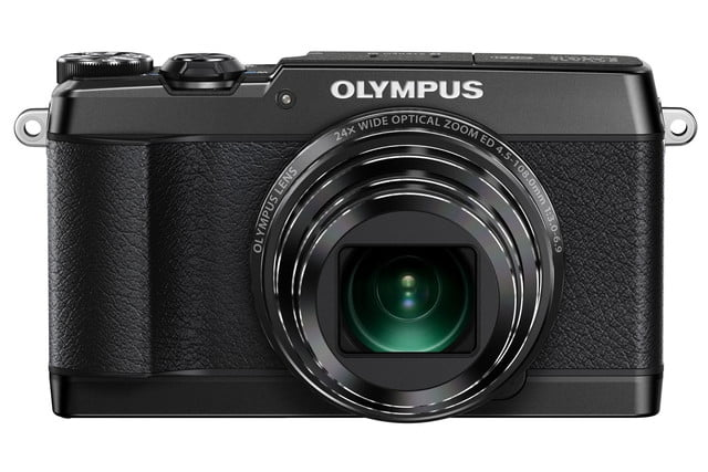 olympus stylus sh 1 is first compact camera with 5 axis stabilization blk front