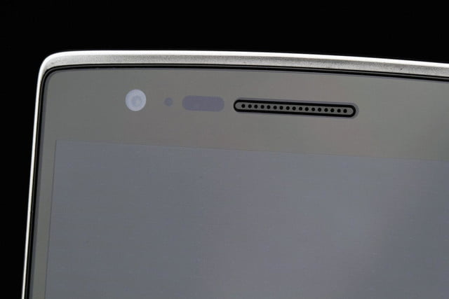 ONE Plus 1 front camera