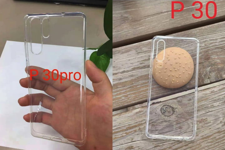 huawei p30 pro news and case leak