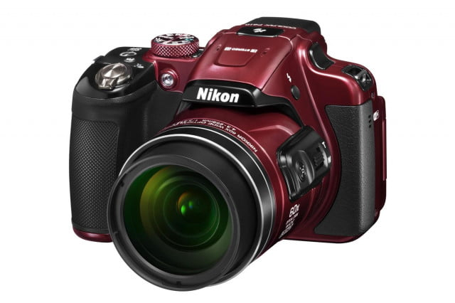 nikon unveils whopping 9 new coolpix point shoots minor updates p610 rd front34l lo w