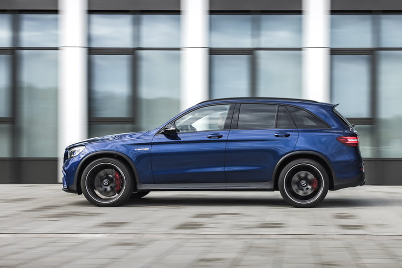 2018 mercedes-amg glc63 s first drive review | digital trends