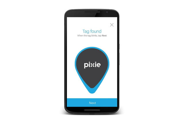 pixie points help you find lost keys pets and more pairing android