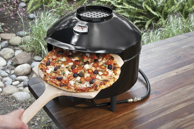 best super bowl party gear pizzacraft pizzeria pronto outdoor pizza oven