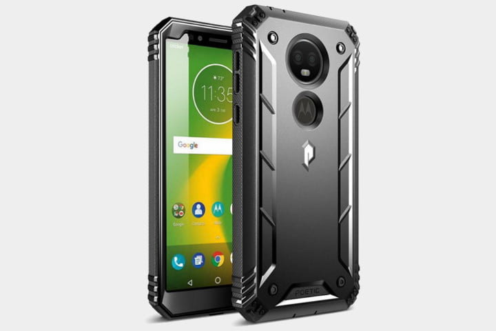 best moto e5 plus cases poetic