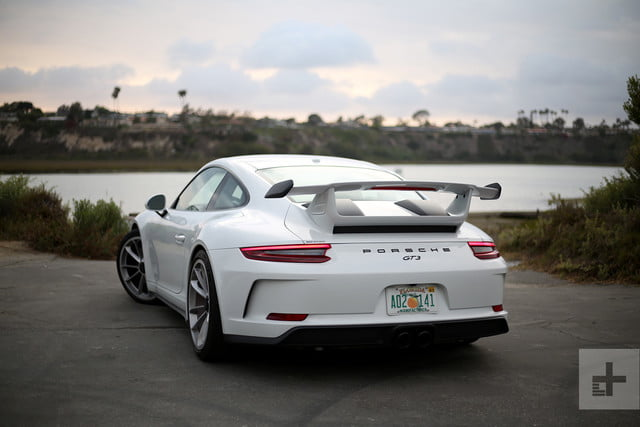 2018 Porsche 911 Gt3 >> 2018 Porsche 911 Gt3 Review Pictures Specs Digital Trends