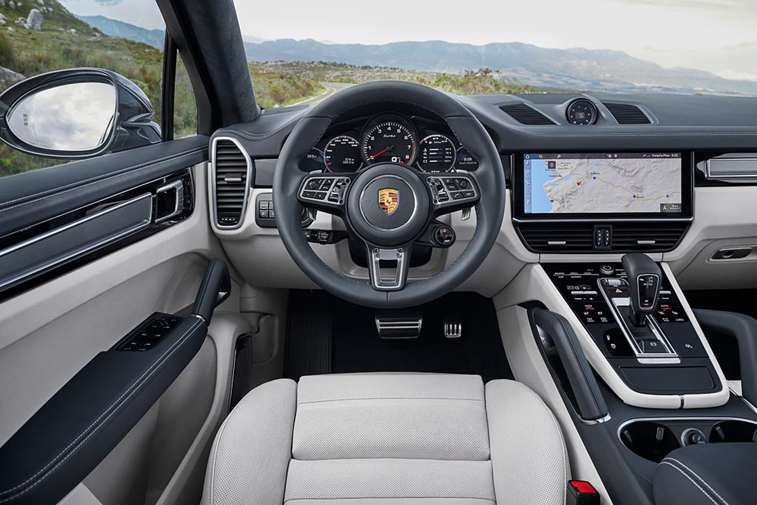 the 2020 porsche cayenne coupe is an exercise in form over. Black Bedroom Furniture Sets. Home Design Ideas
