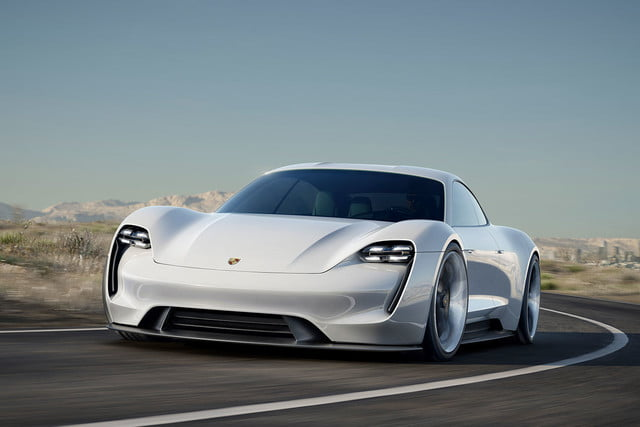 porsches electric mission e concept will go production within decade porsche rgb