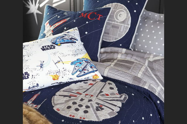 pottery barn has a 4000 star wars bed for sale 12