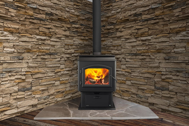 quadra fire introduces a thermostat controlled wood stove adventure series 001
