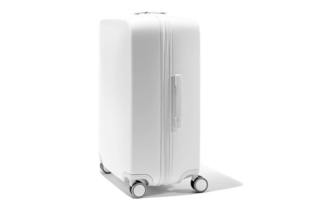 raden smart luggage a28 check hero white gloss 2