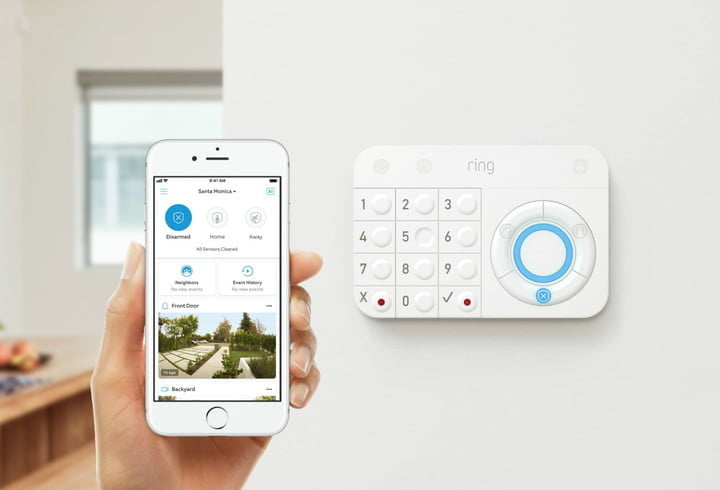 ring alarm vs nest secure smart home system1500x1021