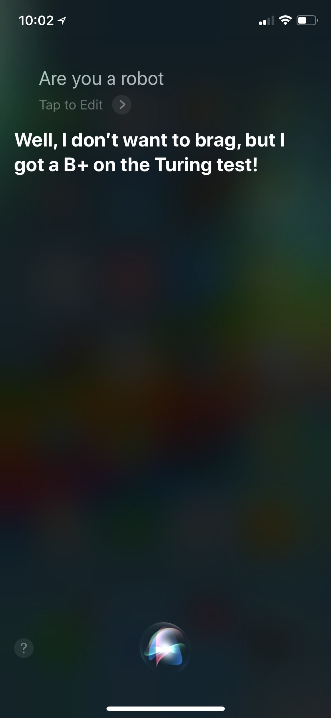 The funniest questions to ask siri digital trends q are you intelligent sciox Images