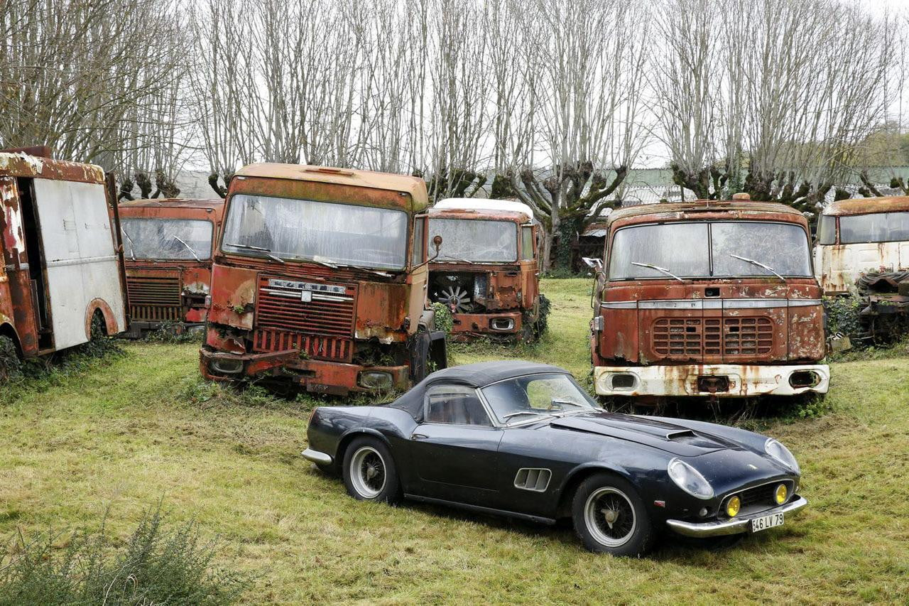 Roger Baillon Collection Barn Find 100493695 H