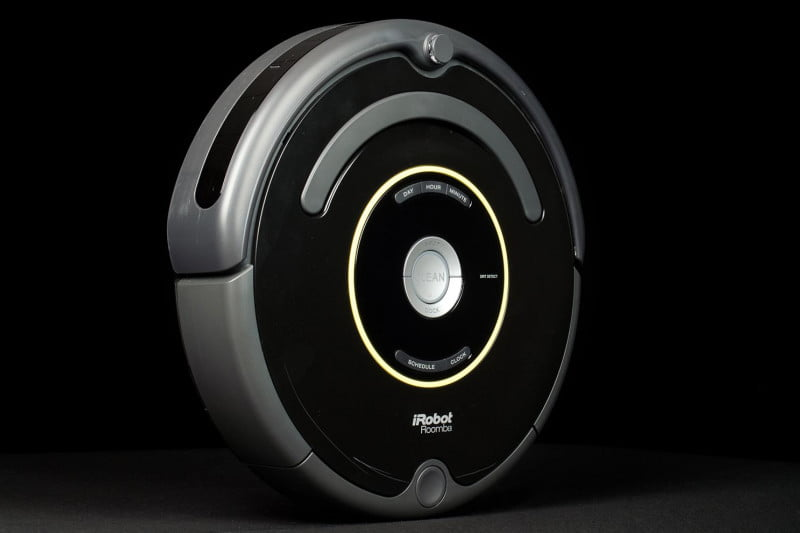 irobot roomba 650 review front angle - Irobot Roomba 650