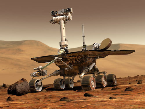 Here's All the Past, Present, and Future Missions to Mars