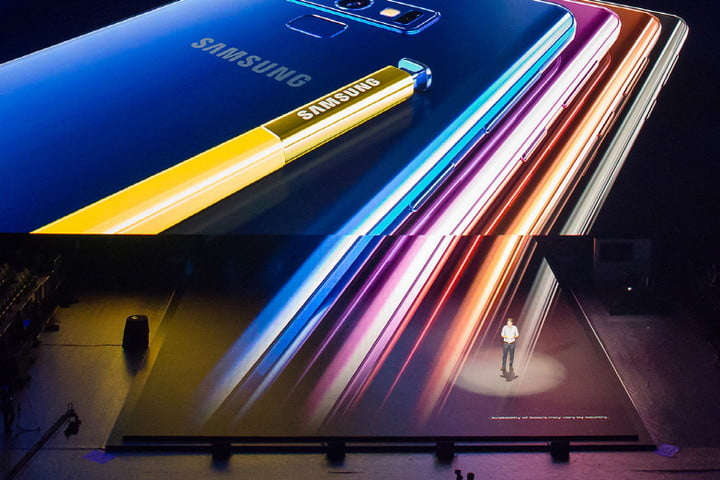 what to expect at samsung galaxy unpacked august 2018 galalxy event