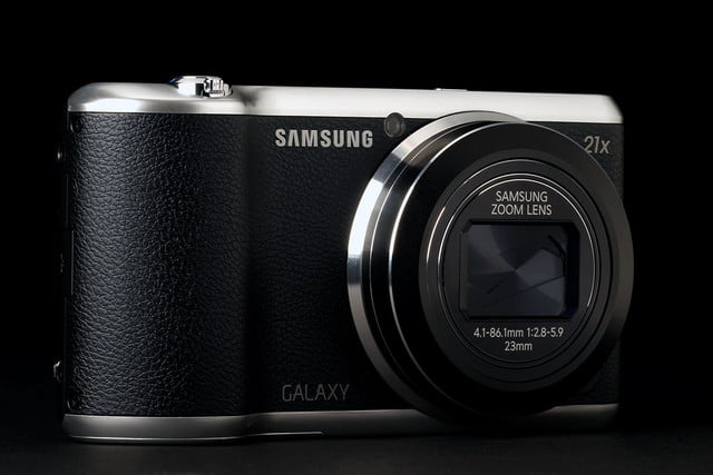 Samsung Galaxy 2 front left angle closed