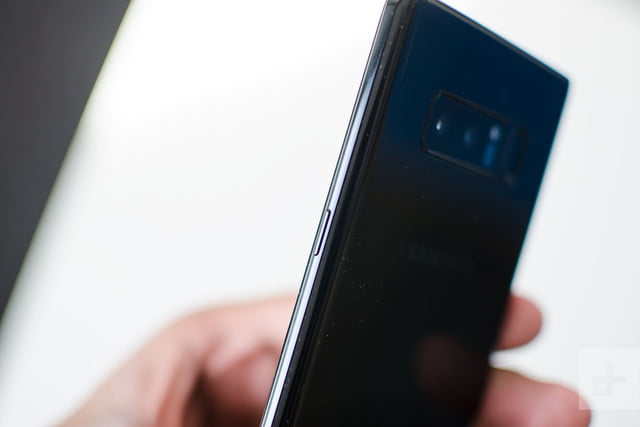 Samsung Galaxy Note 8 review edge
