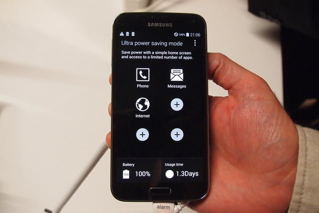 galaxy s5 specs release date price samsung ultra power saving mode