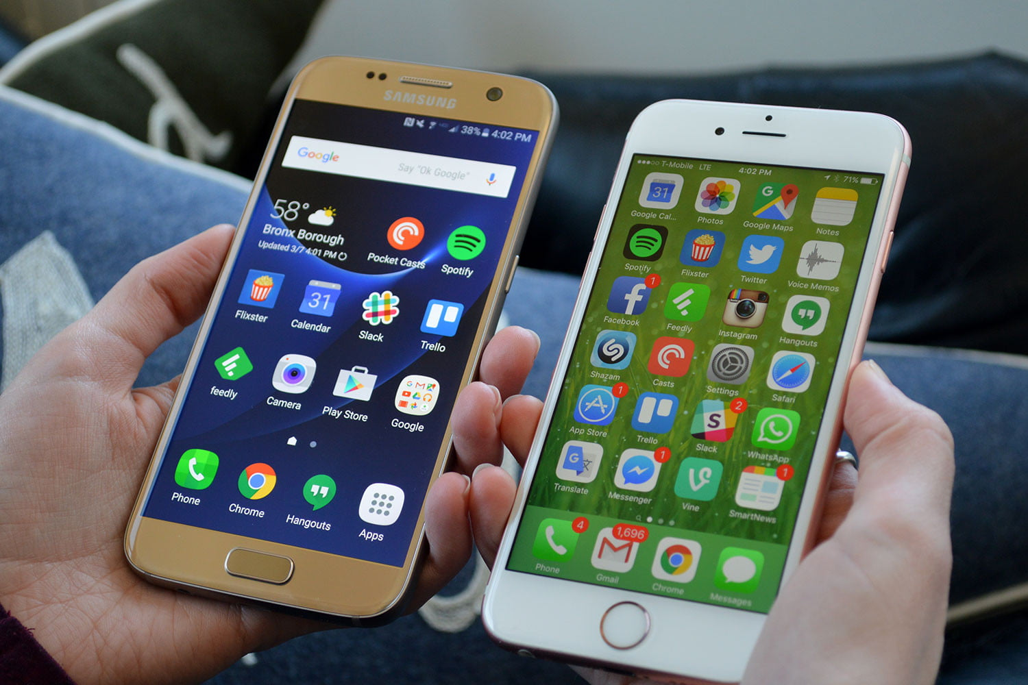 Galaxy S7 Review | Specs, Availability, and Price | Digital Trends