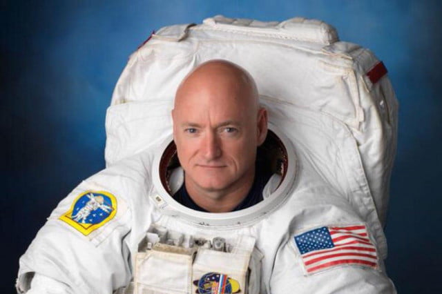 Scott Kelly Answered Tumblr's Questions Today | Digital Trends