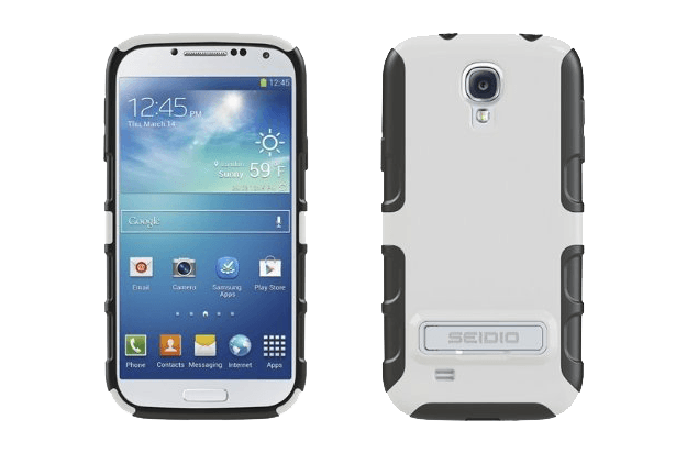 best galaxy s4 cases seidio active case with metal kickstand