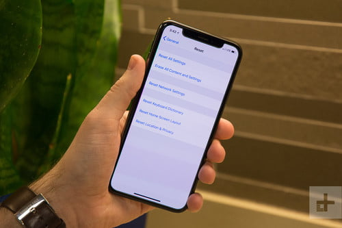 How to Factory Reset an iPhone, From XS on Down | Digital Trends