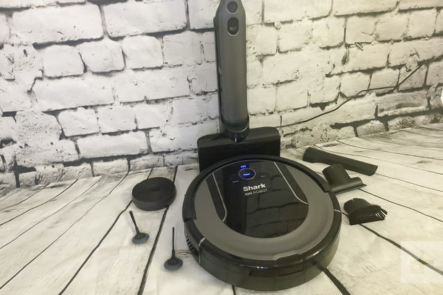 Shark ION Robot Vacuum Cleaning System S87 Review ... | 640 x 427 jpeg 53kB