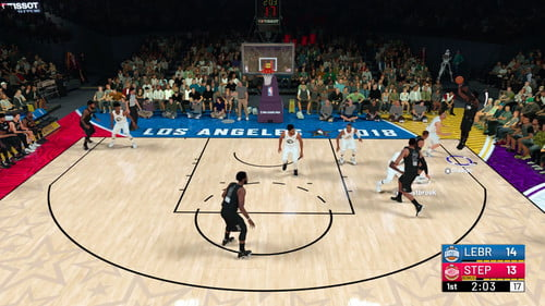 NBA 2K19' Tips and Tricks for Piling Up Points on Offense
