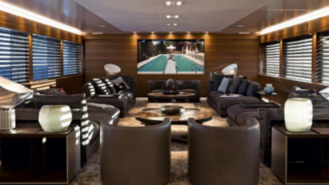luxury yachts the worlds best super silver fast