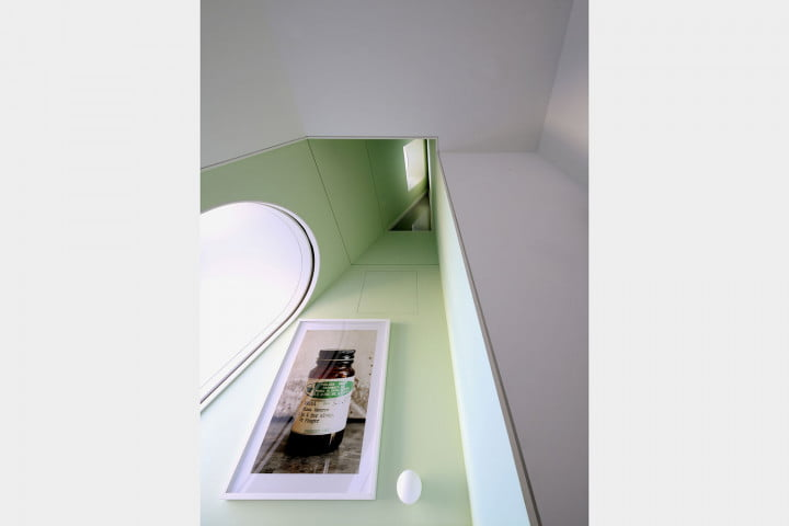 Houses With Amazing Indoor Slides Skyhouse 049