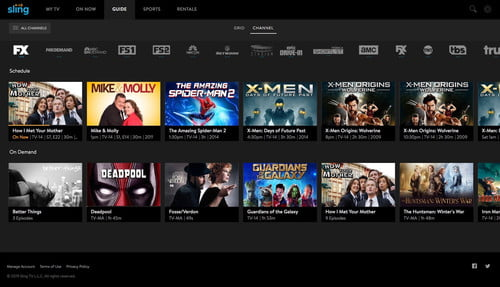 Sling TV vs  YouTube TV | Which Live TV Streaming Service Is