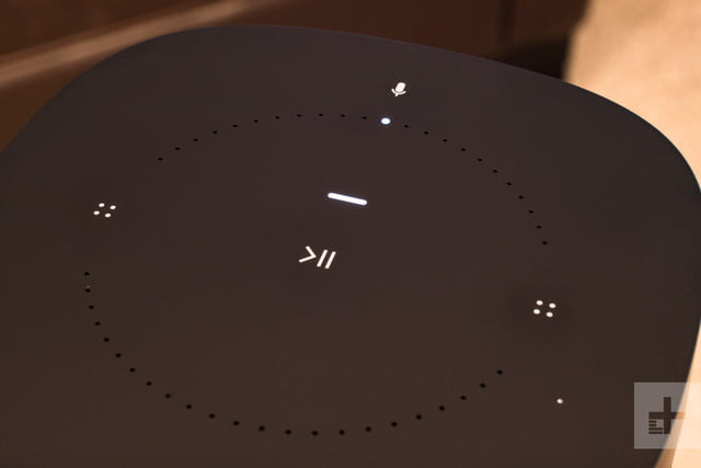 Sonos One review buttons
