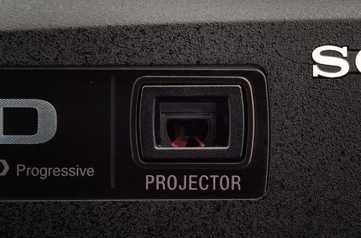 sony handycam pj200 how to connect to projector